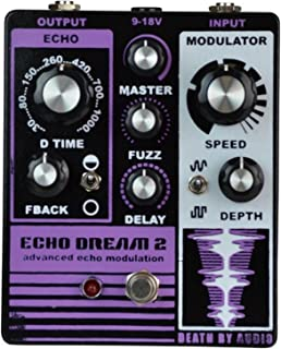 echo dream 2 pedal