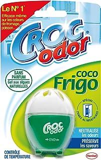 Croc'odor Coco Frigo - Nettoyant Frigo - 33 g
