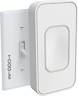 Switchmate Snap-On Instant Smart Light Switch That Listens - Switchmate Toggle