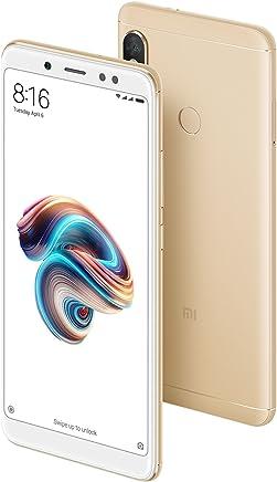 Xiaomi Redmi Note 5 Smartphone 15.2cm (5.99), (4 Gb RAM, 64 GB ROM), Oro
