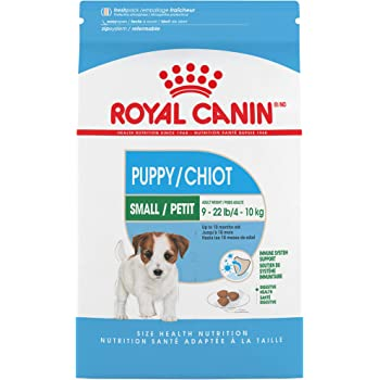 Amazon Com Royal Canin Indoor Small Puppy Dry Dog Food 2 5 Lb Pet Supplies