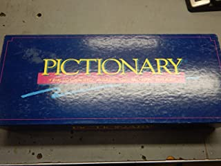 Pictionary, the Classic Game of Quickdraw (Updated for the 9