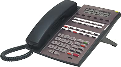 NEC 1090020 DSX 22-Button Display Telephone - Black (Renewed) photo