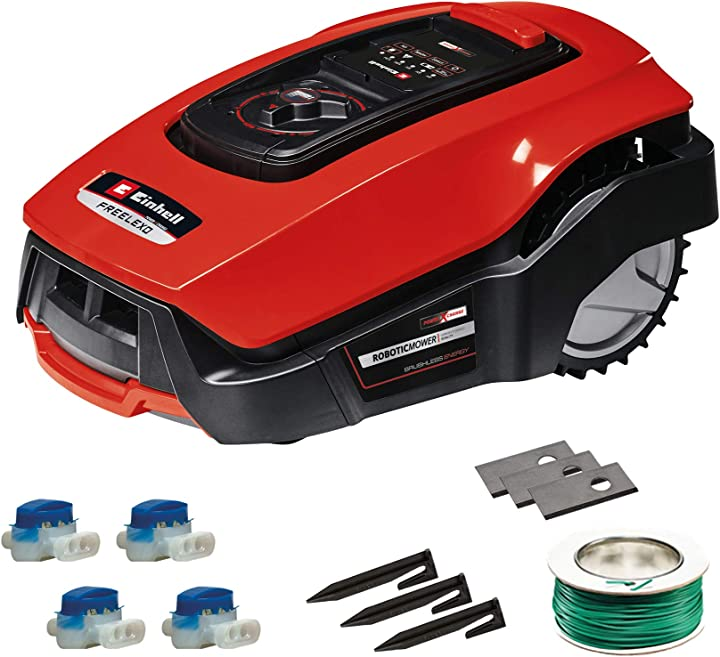 Tagliaerba robot - einhell 4326363 robot tosaerba