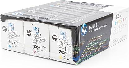 HP CF370AM Toner MultiPack pour LaserJet Pro 300 color M 351 A/MFP M 375 nw/400 color M 451 dn/dw/nw/475 dn/dw