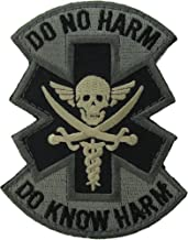 Do No Harm (Pirate) Morale Patch (ACU (Foliage Green))