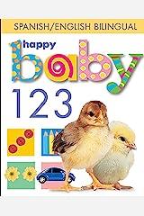 Happy Baby: 123 Bilingual: Spanish/English (Spanish Edition) Kindle Edition