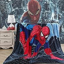 Best spiderman queen blanket Reviews
