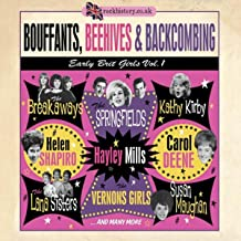 Bouffants, Beehives and Backcombing - Early Brit Girls Vol.1
