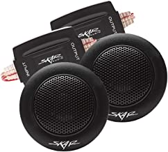 $34 » Skar Audio TX-T 1-Inch 240 Watt Max Power Neodymium Silk Dome Tweeters, Pair