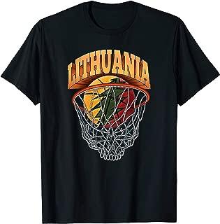 Best lithuania basketball shirt Reviews