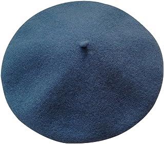 قبعة نسائية من Clothink مصنوعة من الصوف 100% للنساء أو الرجال