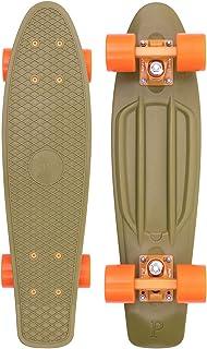 Penny (ペニー) スケートボード バーントオリーブ 22インチ