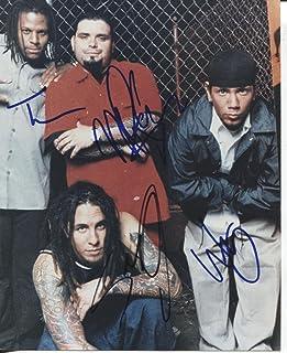 * P.O.D. * signed 8x10 photo / UACC Registered Dealer # 212