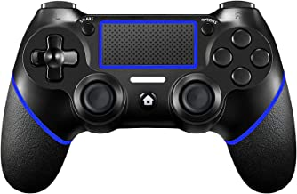 $26 » Wireless Controller for PS4, YAMAYDAY Wireless Game Controller Compatible with PS4/Slim/Pro/3/PC, Remote Controller for Pl...