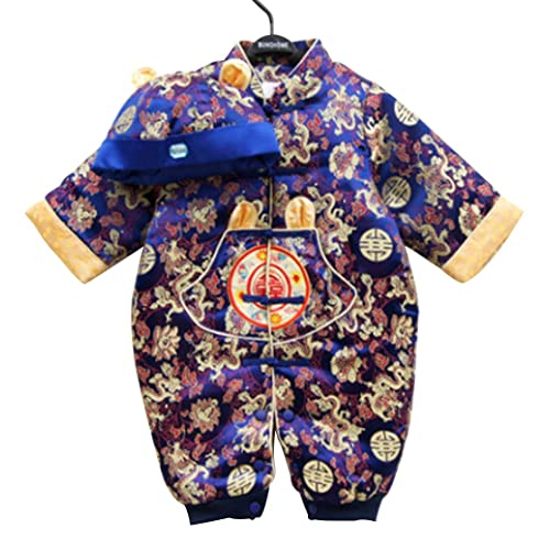 CRB Fashion Baby Newborn Boy Girls Chinese Years Asian Shirt Outfit …