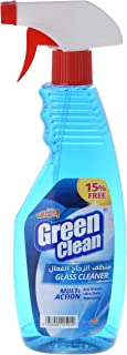 GREEN CLEAN (ALEMLAQ) GLASS CLEANER 690 ML BLUE(Pack of 1)