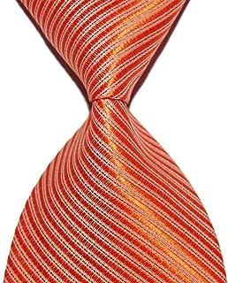 cdet cravatta uomo tie Cravatta di classici tinta unita per la festa di matrimonio occasioni formali