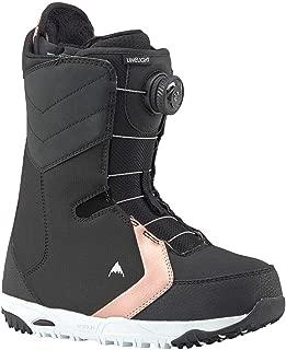 18–19Burton Burton Limelight Boa raimuraito Boa Snowboard Boots Womens Women's Snow Boots