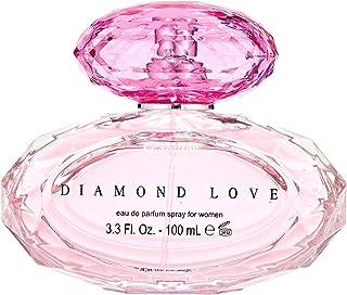 Diamond Love by Creation Lamis for Women - Eau de Parfum, 100ml