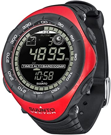 SUUNTO X-Lander Wrist-Top Computer Watch with Altimeter, Barometer, Compass,