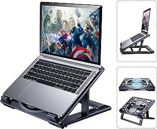 "Laptop Cooling Pad Desktop Cooler Fun Holder for Desk Laptop suit for 10""~17.3"" MacBook Air Pro,Dell XPS,HP Ultra Slim USB..."