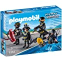 PLAYMOBIL Tactical Unit Team