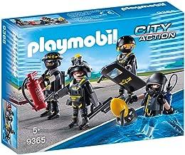 PLAYMOBIL Tactical Unit Team