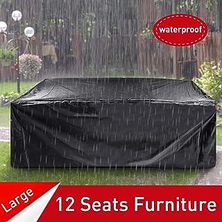 Amazon Com Black Patio Furniture Covers Patio Furniture