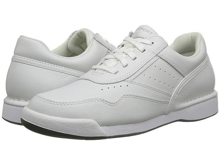 Rockport  ProWalker M7100 (White) Mens Shoes