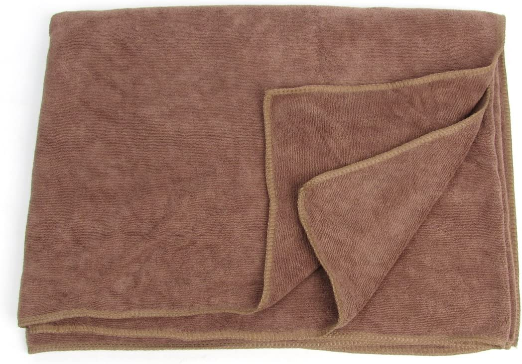 uxcell Household Spasm price Brown Microfiber Washing Clean T Cleaning Ranking TOP11 Towel