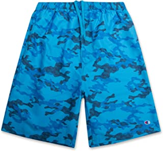 Champion Mens Big and Tall Swim Trunks Mens Bathing Suit Quick Dry Technology