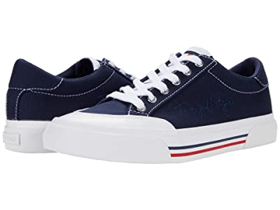 Tommy Hilfiger Ethan (Navy/White) Women