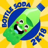 BOTTLE Soda - FLIP It Now Challenge 2K18! Extreme Flipping Fizzy Challenge Free Games