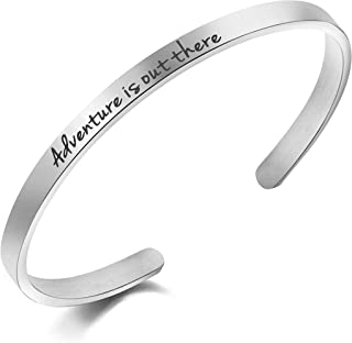 Best adventure is out there bracelet Reviews