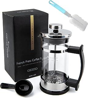 RAINBEAN Fransk press 3 kopp kaffebryggare