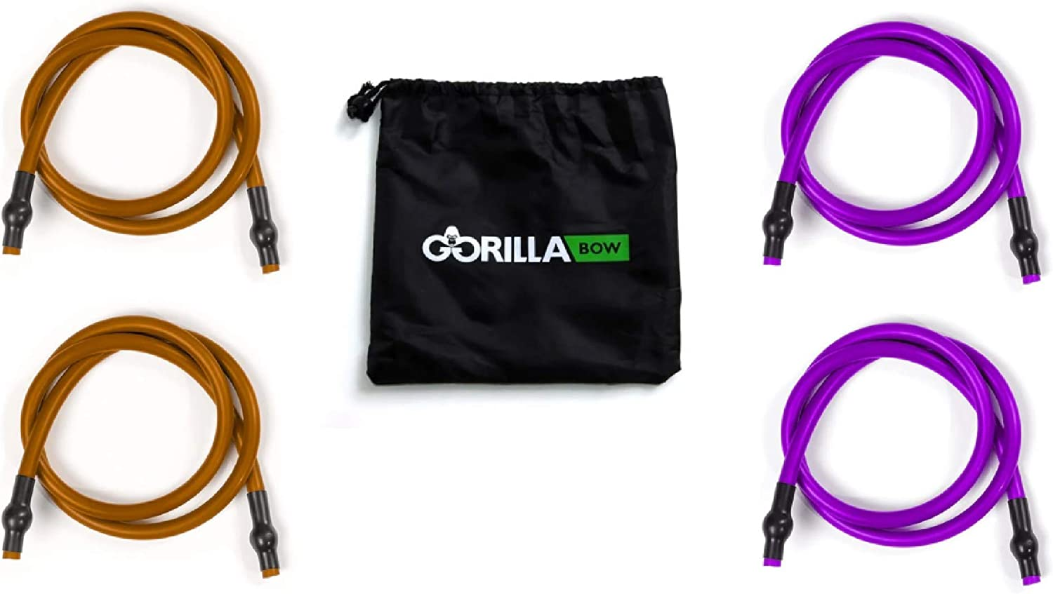 Gorilla Fitness Resistance for Bow Bands Max 64% OFF NEW before selling ☆