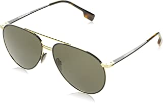 Burberry Rectangle Sunglasses For Women, Brown - BE4258 36801354