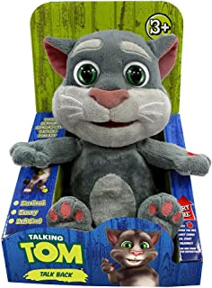 Dragon Toys Talking Tom - Repeats What You Say