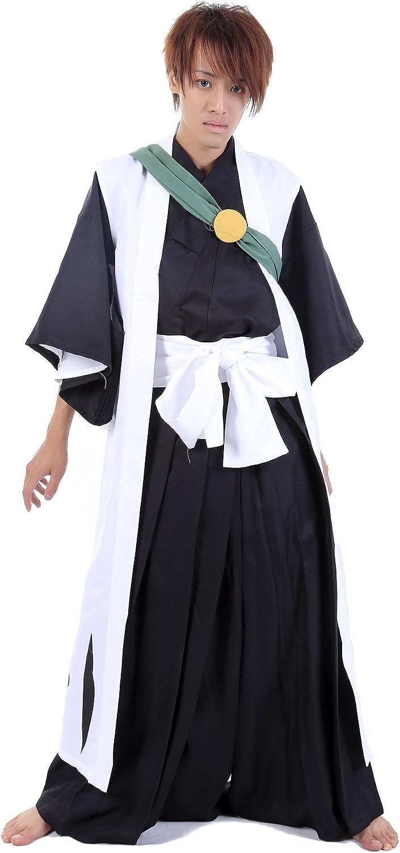 De-Cos Cosplay Costume Gotei 13 Squad 10th Captain Hitsugaya Toushirou Set V2 B07DCKVYTK Zuverlässiger Ruf  | Vogue