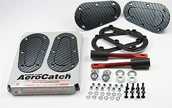 Best carbon fiber hood latch Reviews