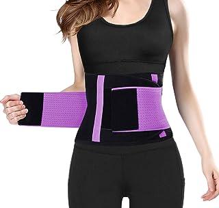 Cocosmart Body Shaper For Women Tummy Firm For Dress Backless Waist Trainer Belt For Women - Waist Cincher Trimmer - Slimm...