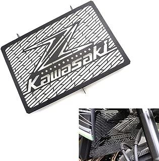 Z1000 Motorcycle Radiator Grille Guard Protective Cover For KAWASAKI Z750/Z1000 2007-2016 Z750S 2005-2006 Z750R 2011-2013 Z800 2013-2016 Versys 1000 2012-2016 Z1000SX / Ninja 1000 2011-2016