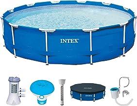 Intex 28214 Frame Pool - Piscina (366 x 84 cm)