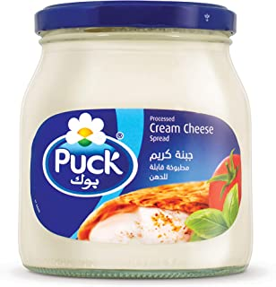 Puck Processed Cream Spread Cheese, 500 g
