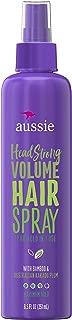 Aussie Aussome Volume Non-Aerosol Hairspray 8.5 Fl Oz (Pack of 12)