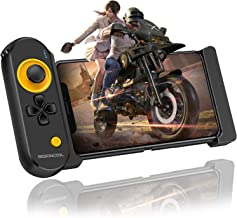 Mobile Controller for iOS iPhone, BEBONCOOL PUBG Mobile Game Controller with Triggers for 5.5-7.9 Inch iOS iPhone, Wireless Mobile Controller Remote PUBG Gamepad for Bluetooth iOS FPS Games