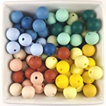 Sensory Beads 50 Bulk ICOSAHEDRON  Silicone Beads Wholesale Silicone Beads Silicone Loose Beads 50 17mm icosahedron Silicone Beads