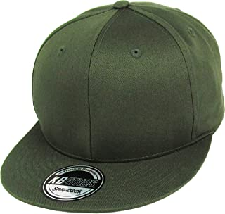Best green flat bill hats Reviews