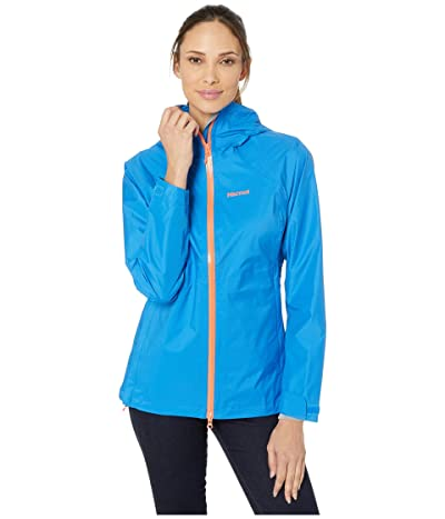 Marmot PreCip(r) Stretch Jacket (Clear Blue) Women